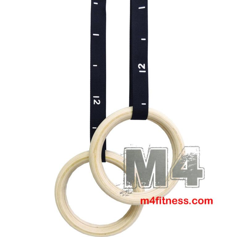 Гимнастические кольца для кроссфита
