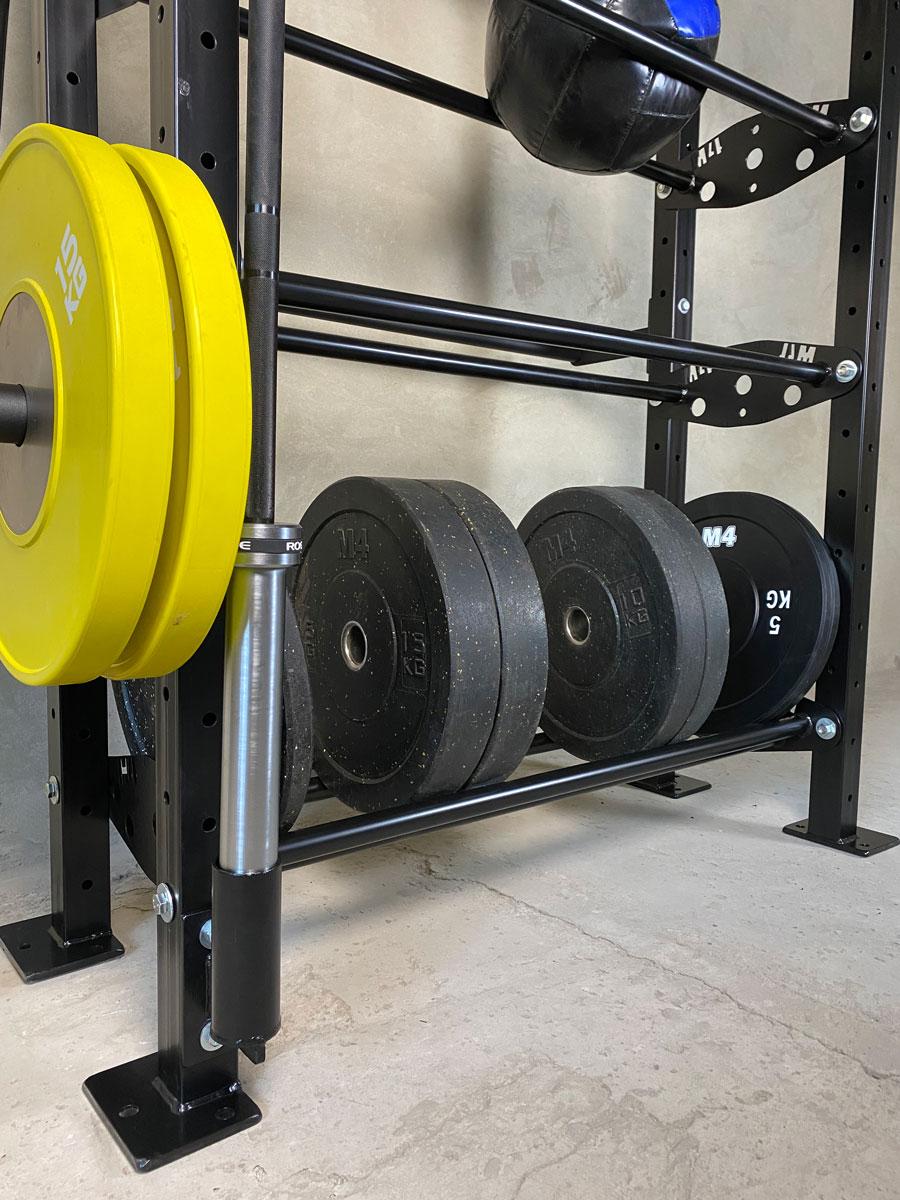 стеллаж для хранения спортивного оборудования